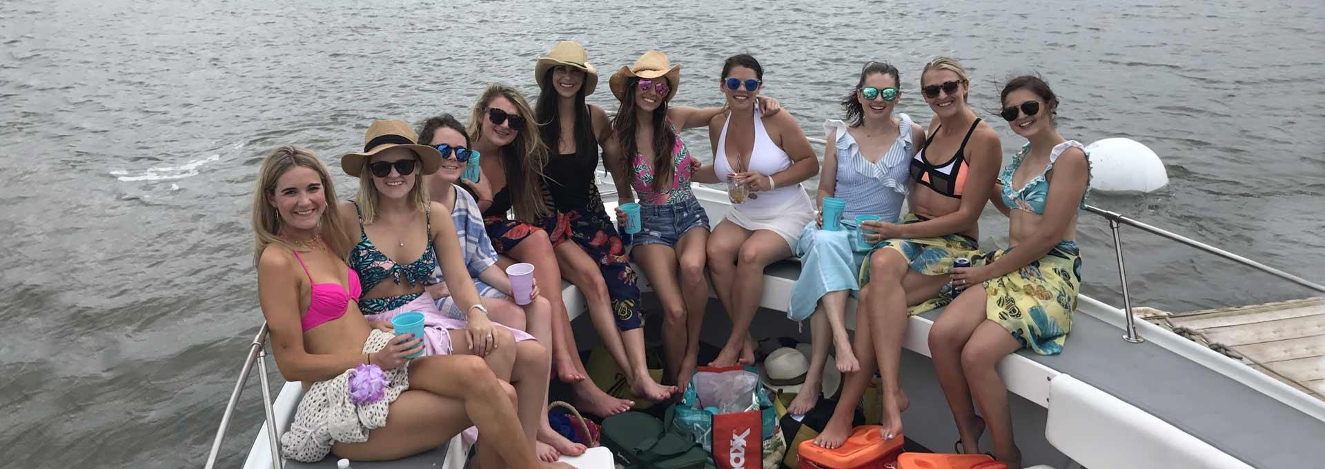 Bachelorette Party Cruises Charleston Sc Bachelor