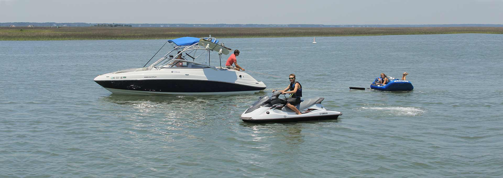 Add A Jetski To Your Charter